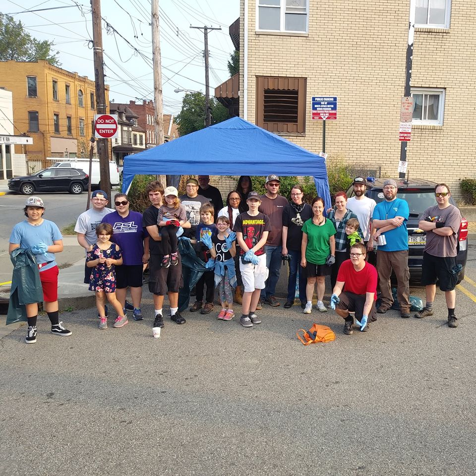 2nd Annual City of Pittsburgh Garbage Olympics