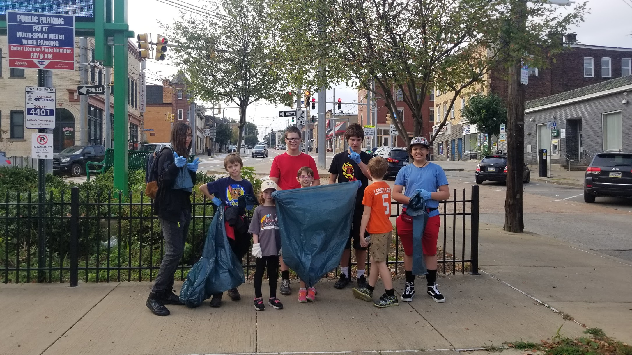 Beechview Monthly Litter Clean-ups Have Gone Virtual!